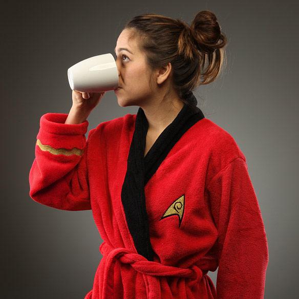 Star Trek Uhura Bathrobe