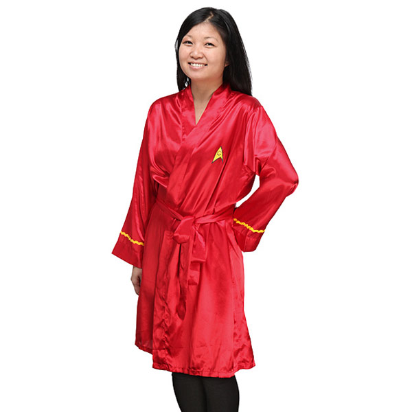 Star Trek Uhura Satin Robe
