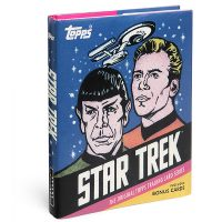 Star Trek Ultimate Topps Card Book