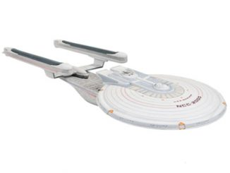 Star Trek Undiscovered Country USS Excelsior NCC-2000 Starship