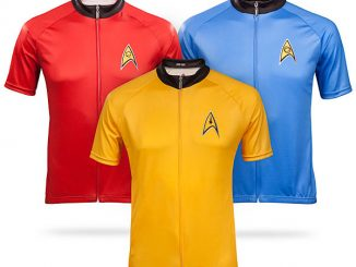 Star Trek Uniform Cycle Jersey