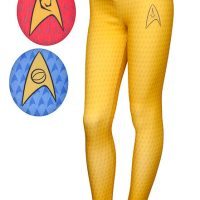 Star Trek Uniform Leggings