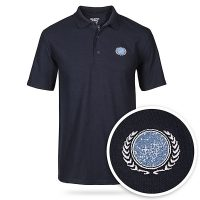 Star Trek United Federation Polo