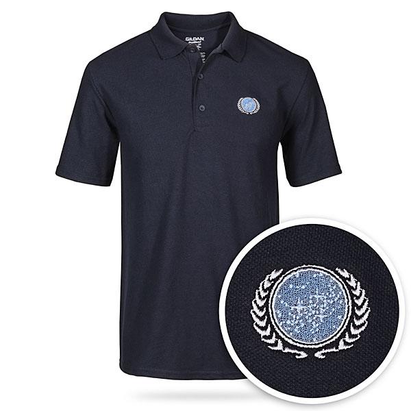 Star Trek United Federation Polo