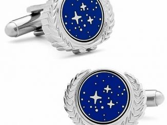 Star Trek United Federation of Planets Cufflinks