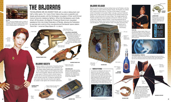 Star Trek Visual Dictionary Book