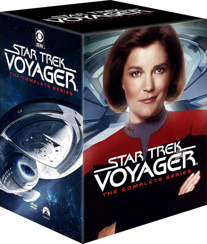 Star Trek: Voyager - The Complete Series (DVD)