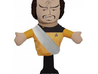 Star Trek Worf Golf Club Cover
