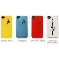 Star Trek iPhone 4 Cases