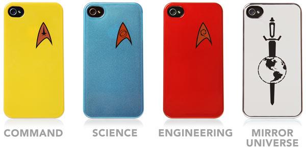 Star Trek iPhone 4 Covers