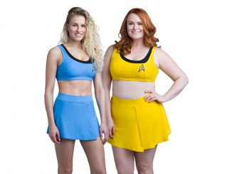 Star TrekTwo Piece Swimsuit for Women