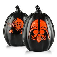 Star Wars 12-Inch Pumpkins