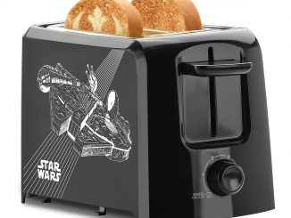 Star Wars 2-Slice Toaster