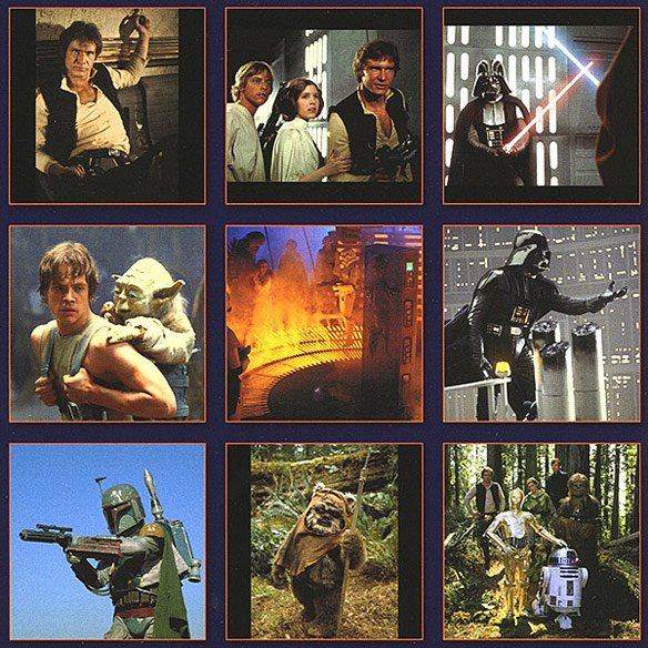 Star Wars 2014 Wall Calendar