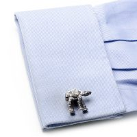 Star Wars 3-D AT-AT Walker Cufflinks