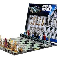 Star Wars 3D Classic Chess Set