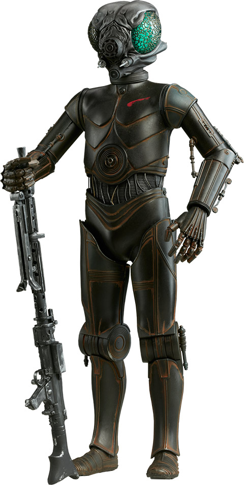 Star Wars 4-LOM Sixth-Scale Figure