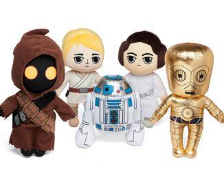 Star Wars 40th Anniversary Plush Sets