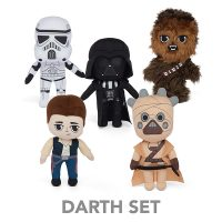 Star Wars 40th Anniversary Plush Sets