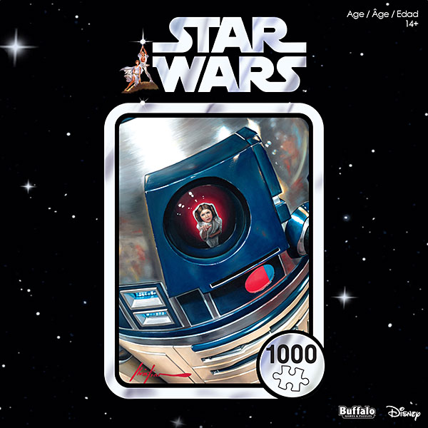 Star Wars 40th Anniversary You're My Only Hope 1000pc Puzzle