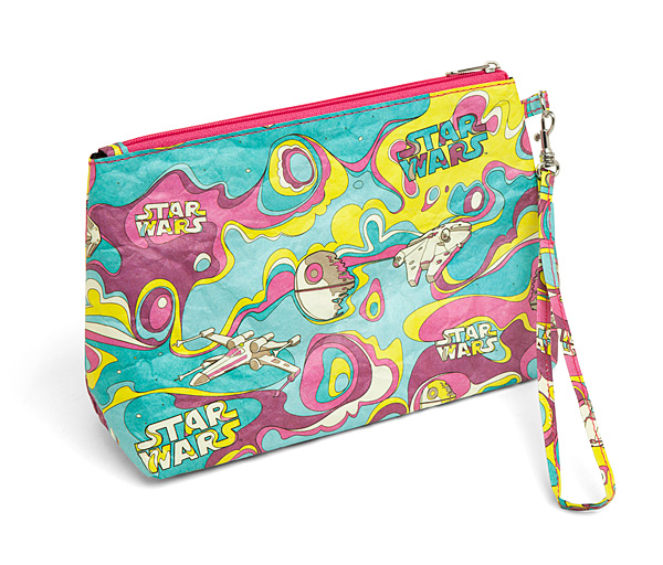 Star Wars '70s Pattern Wristlet