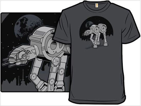 Star Wars @–@ Shirt