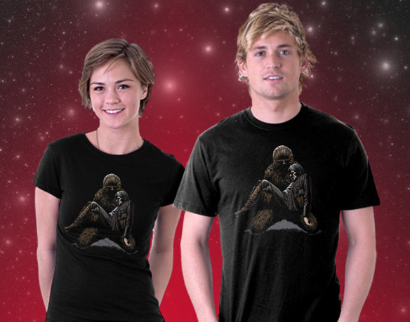 Star Wars A Death in the Galaxy T-Shirt