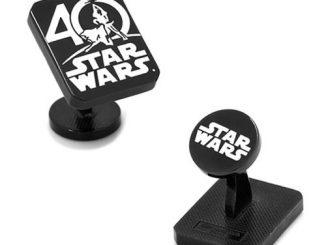 Star Wars A New Hope 40th Anniversary Cufflinks