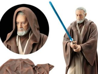 Star Wars A New Hope Obi-Wan Kenobi ArtFX+ Statue