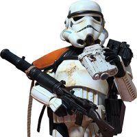 Star Wars A New Hope Sandtrooper Sixth-Scale Figure