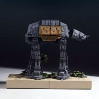 Star Wars AT-ACT Walker Bookend Set