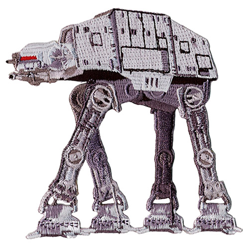 Star Wars AT-AT Imperial Walker Patch