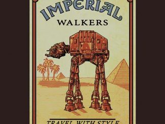 Star Wars AT-AT Imperial Walkers T-Shirt