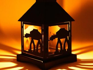 Star Wars AT-AT Lantern