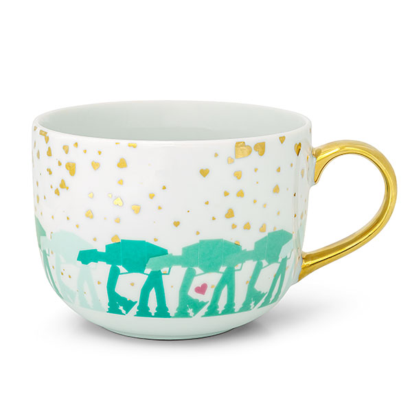 Star Wars AT-AT Pinache Ceramic Mug