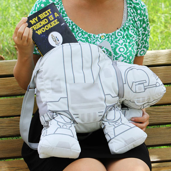 Star Wars AT-AT Plush Utility Bag