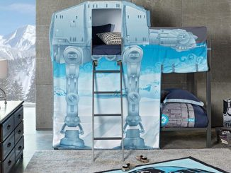 Star Wars AT-AT Walker Bunk Bed