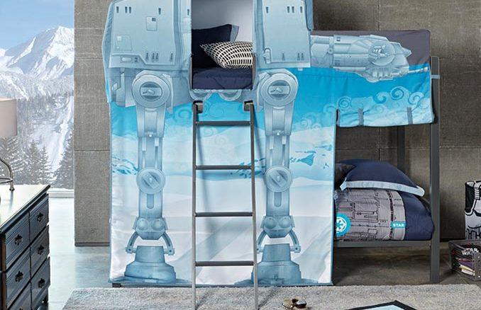 Star Wars AT-AT Walker Bunk Bed