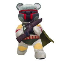 Star Wars Action Boba Fett Bear Set