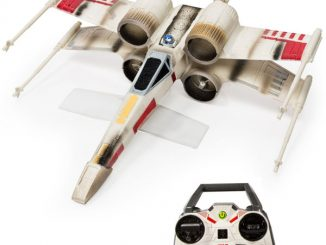 Star Wars Air Hogs Remote Control X-Wing Starfighter
