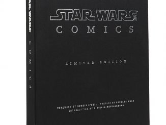 Star Wars Art Comics LIMITED EDITION
