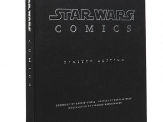 Star Wars Art Comics LIMITED EDITION