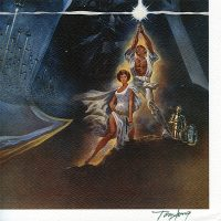Star Wars Art Posters Limited Edition
