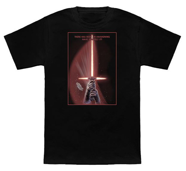 Star Wars Awakening Shirt