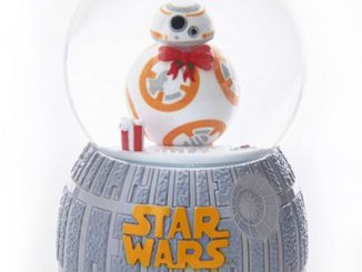 Star Wars BB-8 4-Inch Musical Waterglobe