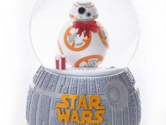 Star Wars BB-8 4-Inch Musical Waterglobe