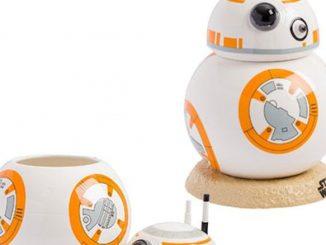 Star Wars BB-8 Ceramic Sculpted Cookie Jar