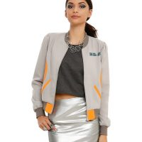 Star Wars BB-8 Girls Bomber Jacket - small
