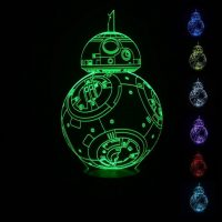 Star Wars BB-8 LED Light