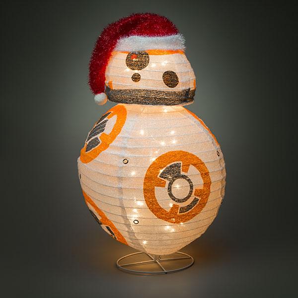 Star Wars Bb 8 Lighted Lawn Ornament